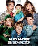Alexander And The Terrible, Horrible, No Good, Very Bad Day (Aleksandar i neverovatno užasan dan) 2014