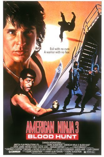 American Ninja 3: Blood Hunt (Američki nindža 3: Krvavi lov) 1989
