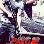 Fast Five (Paklene ulice 5) 2011