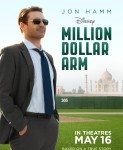 Million Dollar Arm (Ruka od milion dolara) 2014