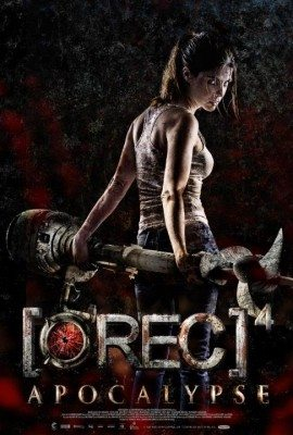 Rec 4 Apocalypse Movie Poster