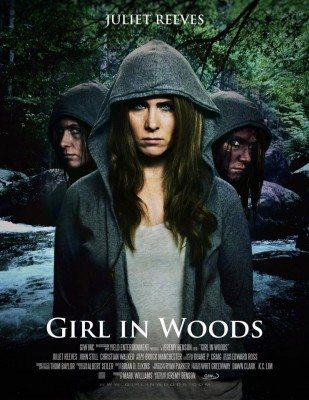 Girl in Woods 2016